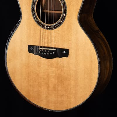 Kevin Ryan Nightingale Grand Soloist Brazilian Rosewood (971) for sale