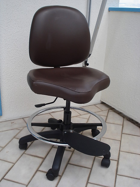 Soundseat Guitar Seat Stool Chair 2013 Brown Reverb