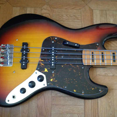 70's 1975 Gibbon Jazz Bass JB 75 style Japan for sale