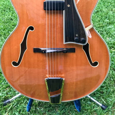 Campellone Deluxe Archtop for sale