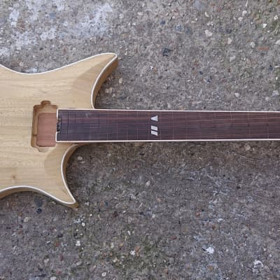 Woodstock Desire Custom 2021 Unfinished Project Body & Neck. for sale