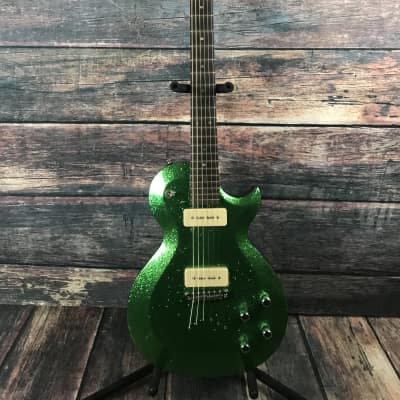Used GMP Pawn Shop P-90 Electric Guitar with Case for sale