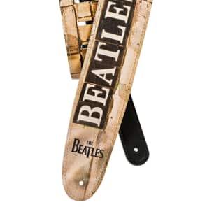 "Planet Waves 25LB07 2.5"" The Beatles Signature Guitar Strap"