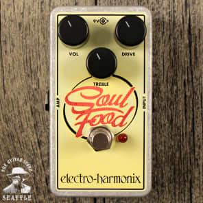 Electro-Harmonix Soul Food Overdrive/Boost