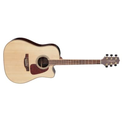Takamine GD93CE Dreadnought with Cutaway & Electronics - Natural