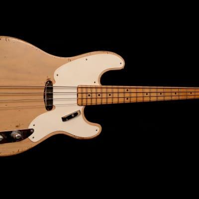 RebelRelic 55 P-Series Bass Transparent Blonde for sale
