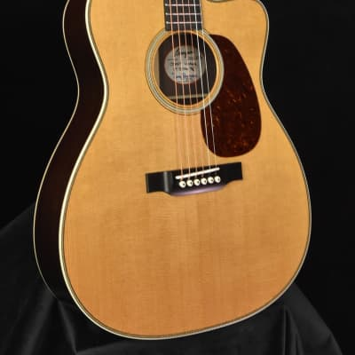 Bourgeois JOMC-T  Thin Body JOM, AT Sitka Spruce and Indian Rosewood for sale