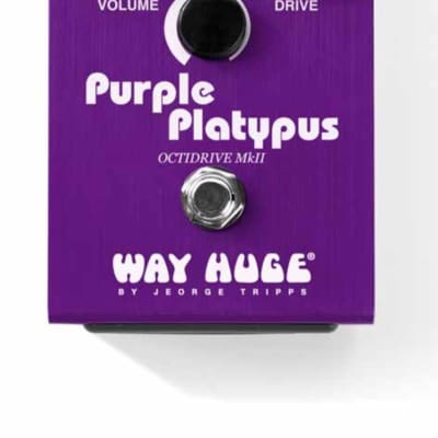 Way Huge Purple Platypus Octidrive