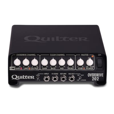Quilter OverDrive 202 for sale
