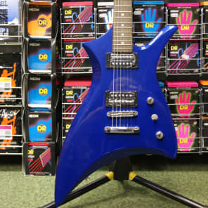 Cruiser (by Crafter) RG600 electric guitar in metallic blue for sale
