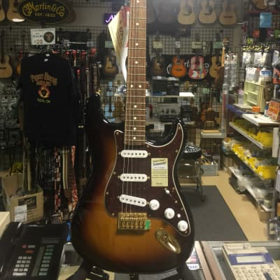 Fender Deluxe Player's Stratocaster Electric Guitar for sale