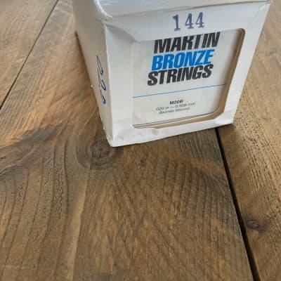 """Martin Bulk pack (144x) M20B Bronze Strings .020"""""""