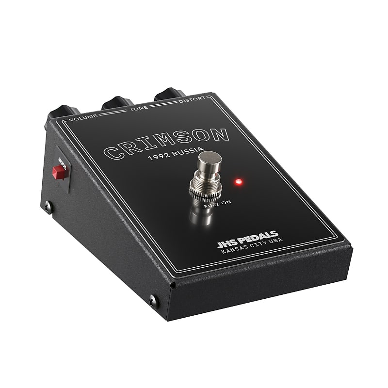 JHS Legends Series Crimson Fuzz Effects Pedal