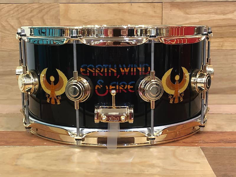 DW Drums Icon All Access Earth, Wind, and Fire Snare Drum