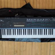 Yamaha DX7 IID 1986-1989 Black