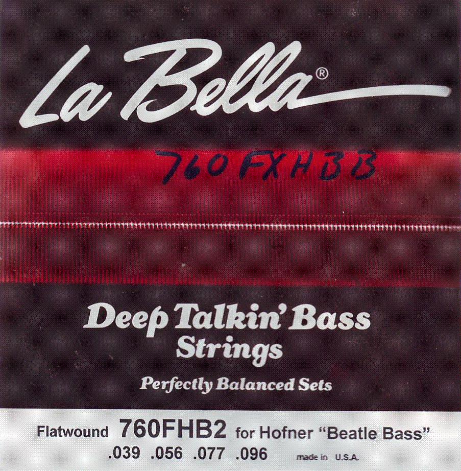 la bella deep talkin 39 bass 760fhb2 hofner beatle bass reverb. Black Bedroom Furniture Sets. Home Design Ideas