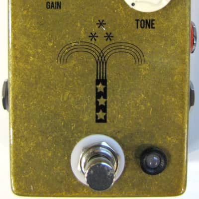 Used JHS Morning Glory V4 Overdrive Guitar Effects Pedal!