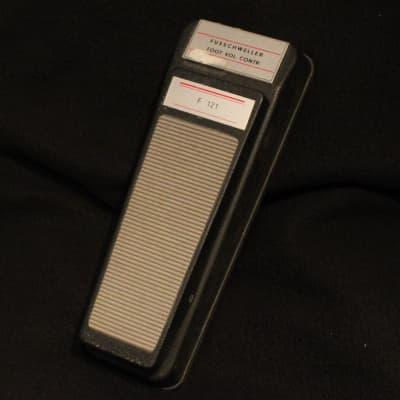 Schaller F-121 Volume Pedal / 80s for sale