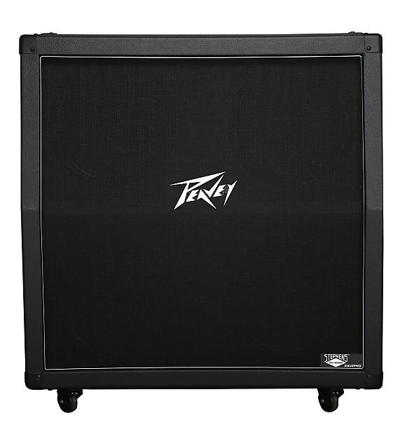 peavey 430a 412 slant 4x12 guitar speaker cabinet reverb. Black Bedroom Furniture Sets. Home Design Ideas