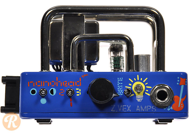 ZVex Nano Head 2010s Hand Painted Price Guide | Reverb