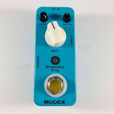 Mooer Ensemble King Analog Chorus  *Sustainably Shipped*