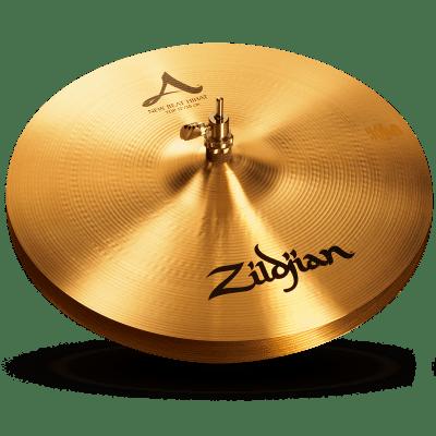 """15"""" A Zildjian New Beat Hi-Hat - Top"""