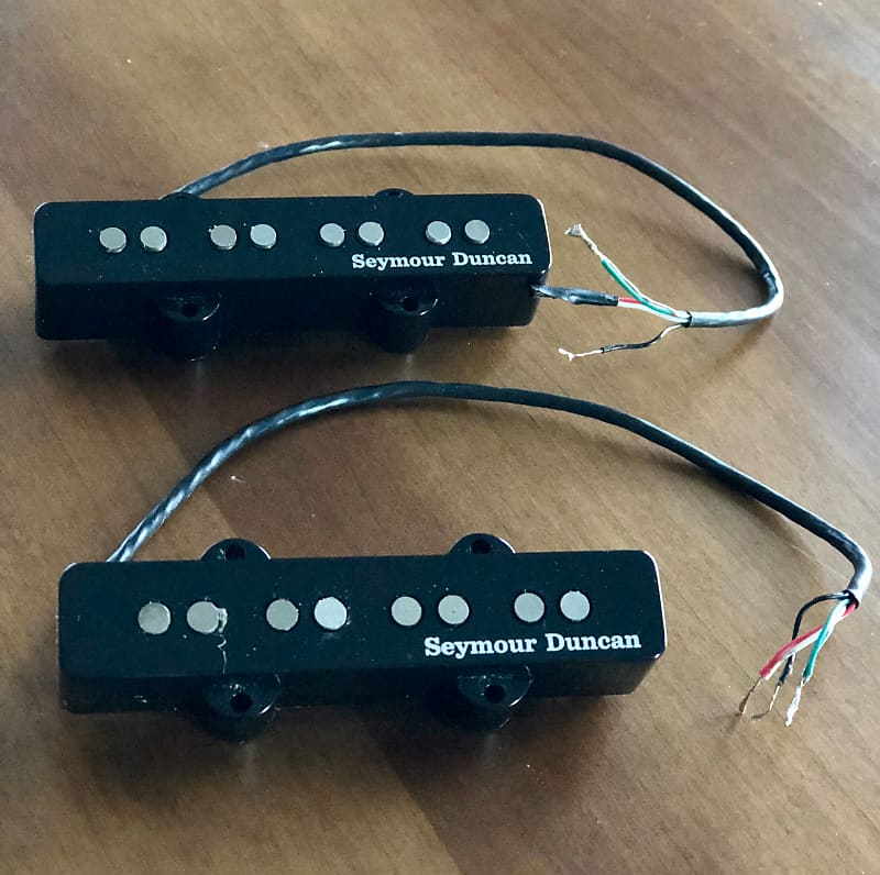 Seymour Duncan Hot Stack Jazz Bass Stk