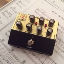 Eden WTDI Preamp 2017 Gold/Black