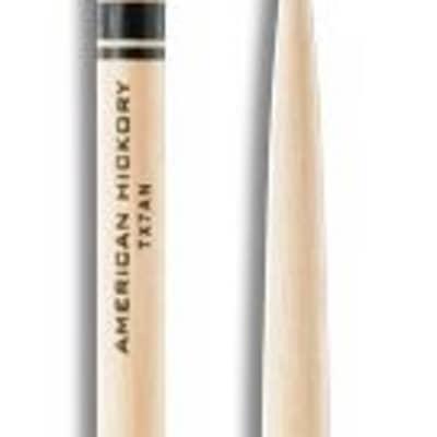 Promark TX7AN 7A Nylon Tip Hickory Drumsticks