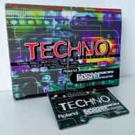 Roland SR-JV80 -- Techno Collection