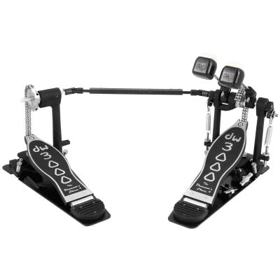 DW DWCP3002 3000 Series Double Bass Drum Pedal