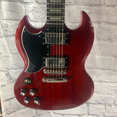 Epiphone Left Handed G400 SG Pro Solid Body Electric Guitar for sale