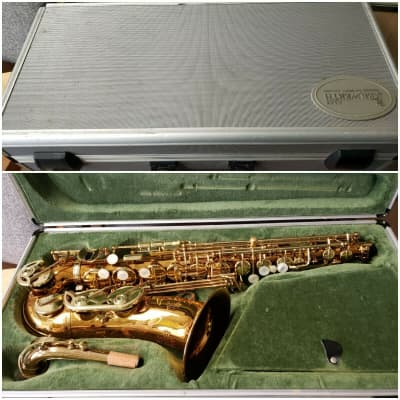 Keilwerth SX90 Two Tone Alto Saxophone - VIDEO Shop Adjusted - Plays Great - Beautiful Sound