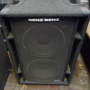 Genz Benz Neo X-212 T Bass Cabinet for sale