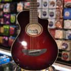 Yamaha APXT2 3/4 Thinline Acoustic-Electric Cutaway Guitar image