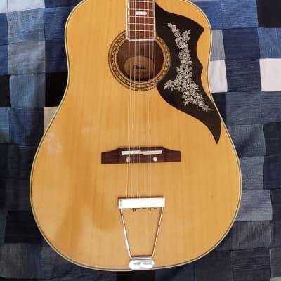 Decca DMI-257 1970 Natural lacquered for sale
