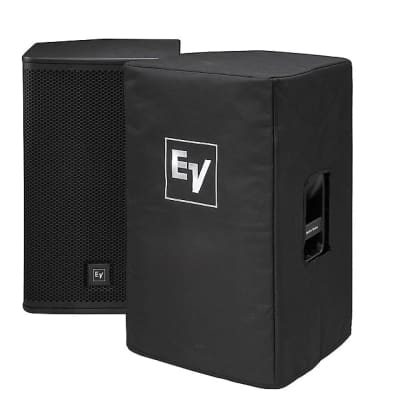 Electro-Voice ELX112-CVR Padded Cover for ELX112 Black Ships FREE lower 48 States!