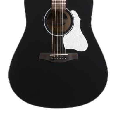 Seagull S6 Classic Acoustic/Electric Guitar Black for sale