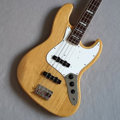 Fender '75 Jazz Bass Rosewood Fingerboard Natural for sale