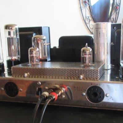 Serviced Dynaco ST-70 Tube Amplifier / Vintage Hi-Fi Stereo