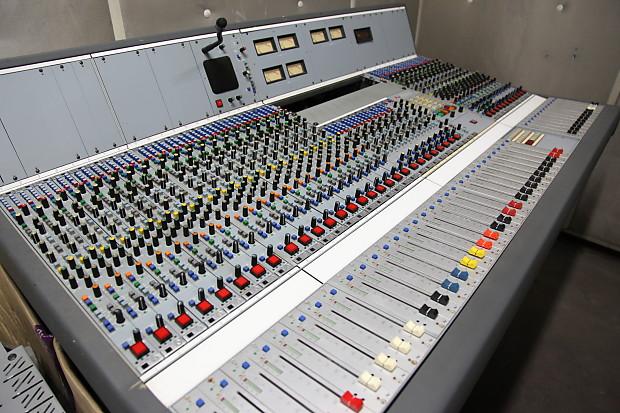 Neve 55 Series Broadcast Mixer | Vintage Voltage Audio