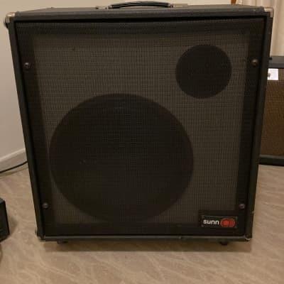 Sunn Beta 105 Bass Cabinet  Black for sale