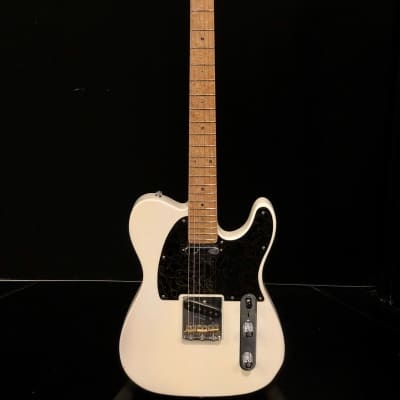 Morelli Custom '52 Telecaster Bone White for sale