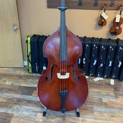 Used Georg Hermann 3/4 String Bass