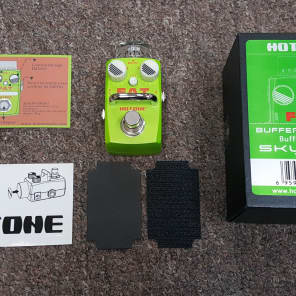 Hotone FAT Buffer / Preamp Mini Effects Pedal for sale