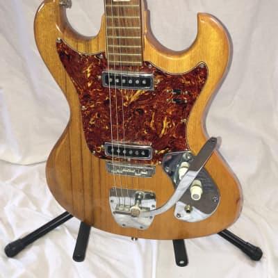 Vintage 1960's Kingston Electric Guitar for sale
