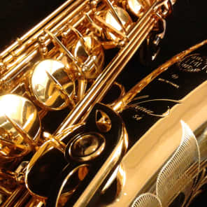 Selmer 74F Paris Reference 54 Professional Model Tenor Saxophone