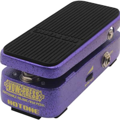 Hotone Vow Press Volume / Wah-Wah Pedal for sale