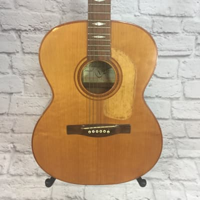 Giannini GS350 Acoustic Guitar 1970's for sale