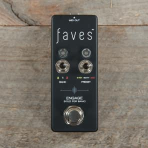 Chase Bliss Audio Faves Midi Controller MINT